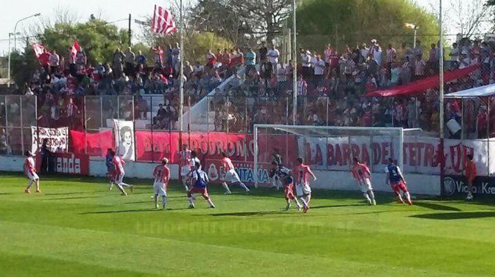 Atlético Paraná volvió a la victoria en el Mutio