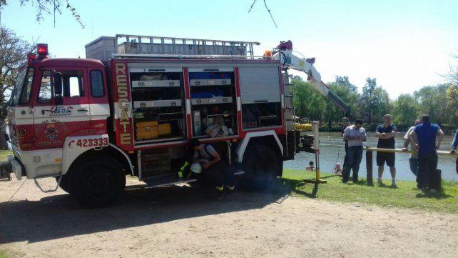 Rescataron el cuerpo de la mujer ahogada en el río Gualeguaychú