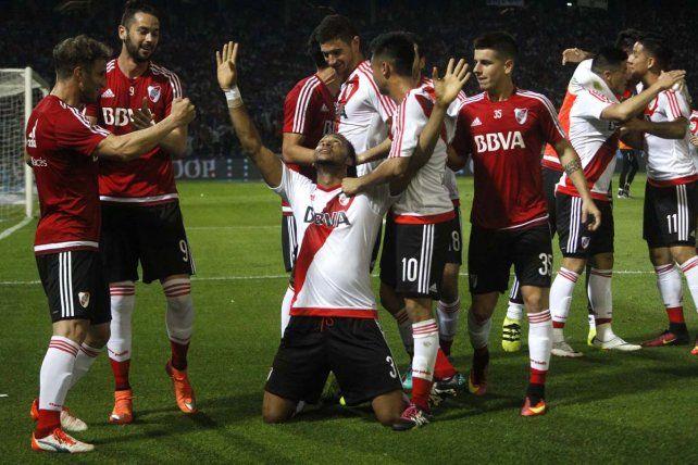 River ganó en su visita a Talleres de Córdoba