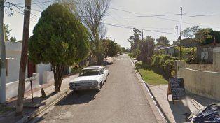 Estruendos. En calle Padilla todos se alertaron por los disparos.