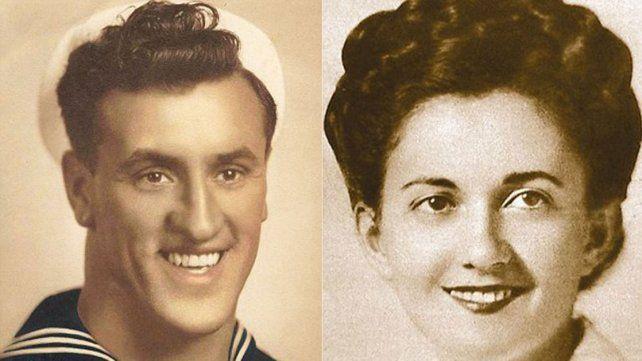 Murió la protagonista del icónico beso al final de la Segunda Guerra Mundial