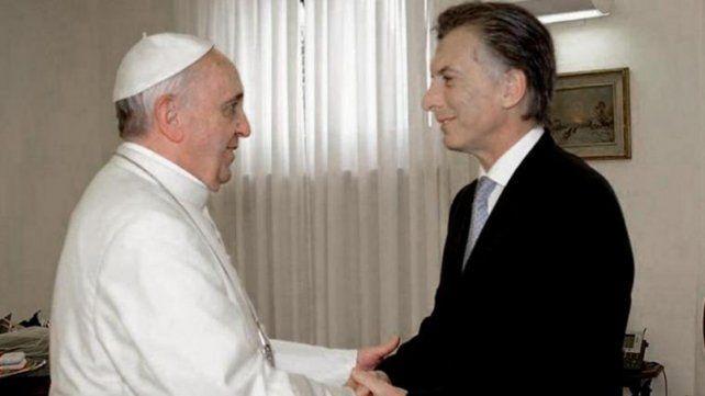 El papa Francisco recibirá a Mauricio Macri el 15 de octubre