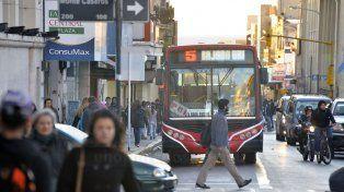 El Concejo Deliberante sancionaría el marco regulatorio del transporte público de pasajeros