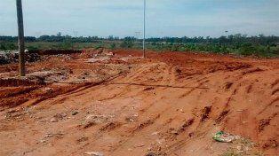Encontraron restos de huesos humanos en un basural de Concordia