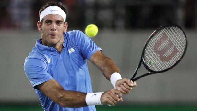 Del Potro trepó al puesto 64 del ranking de la ATP.