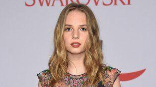 La hija de dos actores de Hollywood hace carrera como modelo