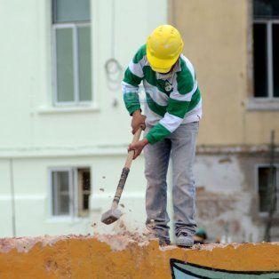Demolieron los indicadores de la construcción en Entre Ríos. Foto UNO Archivo.