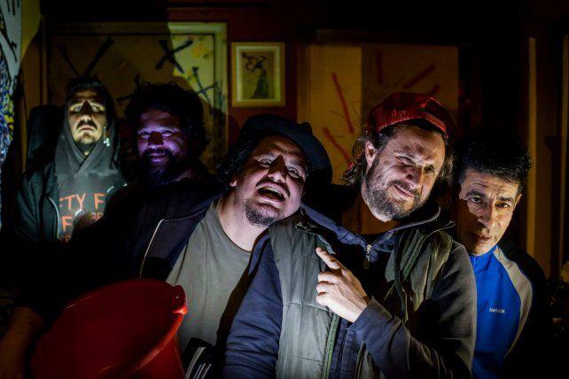 David Bovril y Los Porotos Mágicos. Foto Gentileza Diego Páramo.