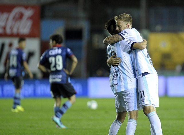 Atlético Tucumán es uno de los punteros del torneo