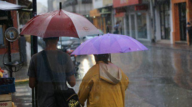 Jornada con probabilidad de lluvias y vientos fuertes en la provincia