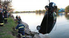 Rescate. El operativo reveló que Gualeguaychú no tiene buzos especializados para salvatajes.