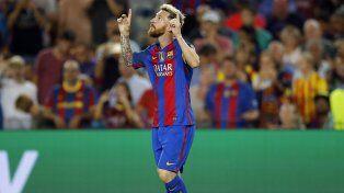 Manchester City planea fichar a Messi por unos 233 millones de euros