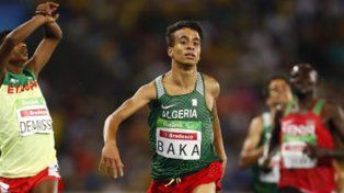 El campeón paralímpico de 1500 metros superó la marca del campeón olímpico