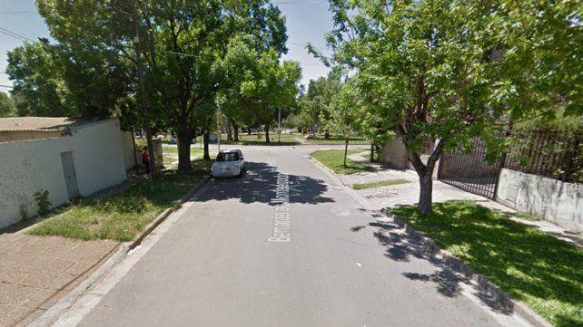 El robo fue en una vivienda de calle Monteagudo. (Foto ilustrativa)