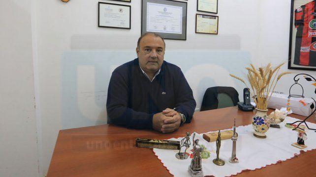 El secretario de la Confederación Argentina de sóftbol