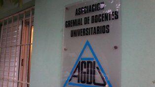 AGDU convocó a asamblea para este jueves