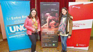 Representantes   de la Danza jazz  & Contemporáneo
