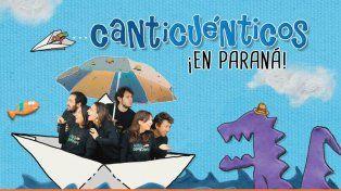 Canticuénticos se presenta este sábado en Paraná