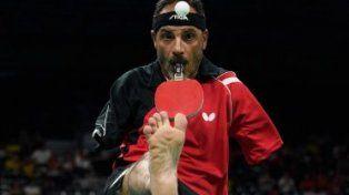 Ejemplo de lucha en los Juegos Paralímpicos de Río