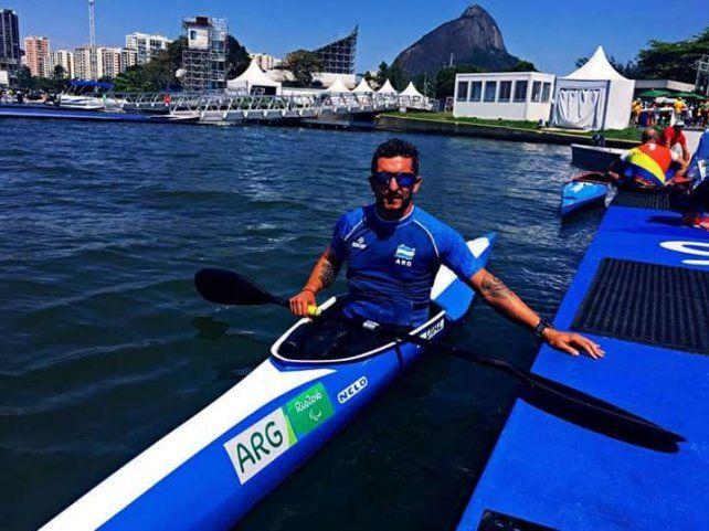 El argentino Lucas Díaz Aspiroz a la final en Río 2016