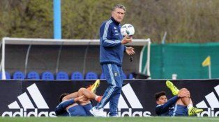 La Selección se reunirá directamente en Lima para enfrentar a Perú