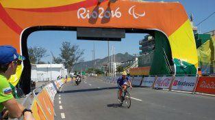 El ciclista suma dos diplomas y le queda una competencia.