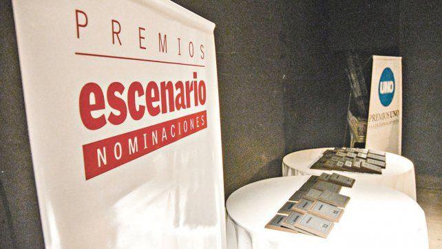 Distinciones. Las placas de nominación , la previa a las estatuillas para los ganadores.