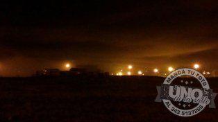 Preocupa en zona este de Paraná la contaminación por quemas reiteradas