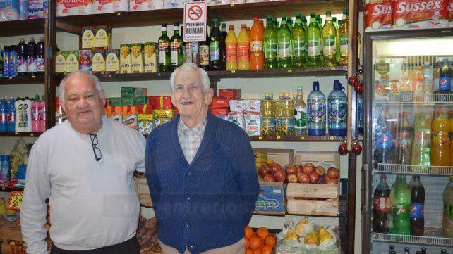 Junto a Horacio Berdún