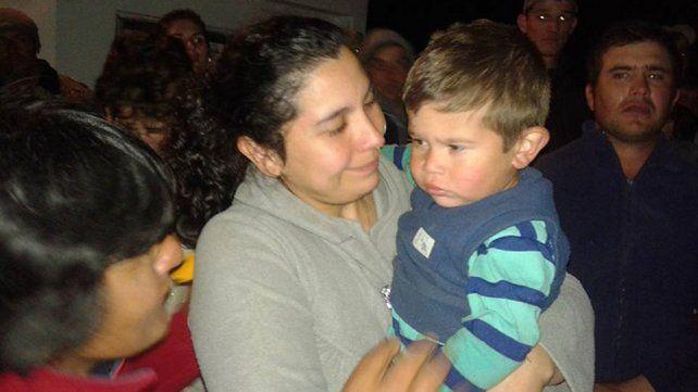 Apareció el niño que estaba perdido en Chajarí