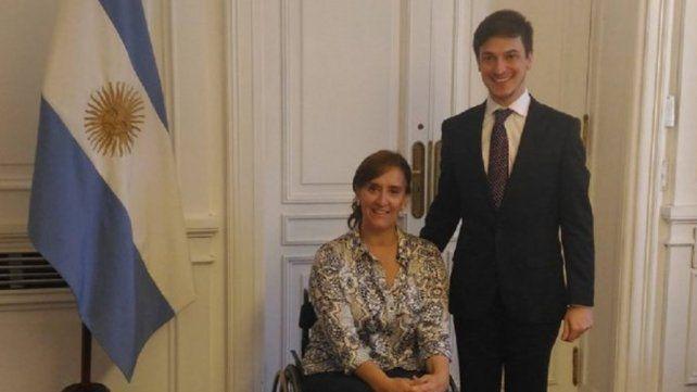 Michetti despidió al militante Zicarelli tras el escándalo del video