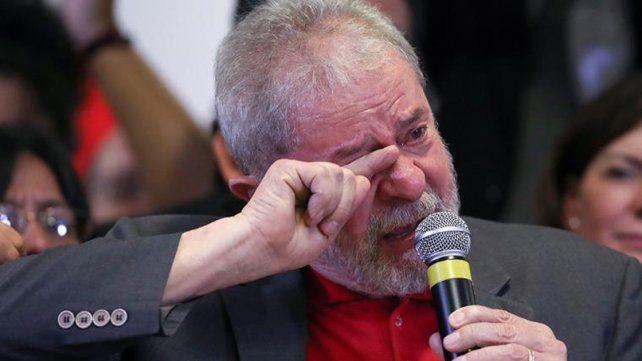 Lula: Si prueban que cometí corrupción, yo mismo me entregaré a la comisaría