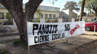 Dirigentes de Agmer increparon a Panozzo en Federal