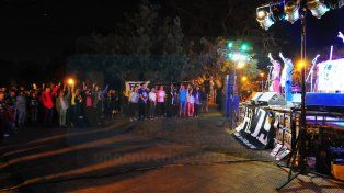 En Paraná homenajearon a las víctimas de la Noche de los Lápices