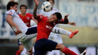 Independiente no pudo ante Quilmes