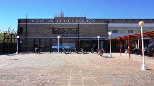Hospital Urquiza de Concepción del Uruguay.