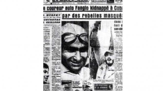 Francia. Le Monde emparentó a Fidel con el Chueco en su tapa.