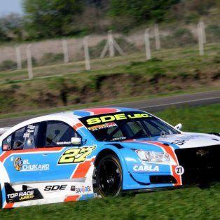 El piloto de Chevrolet buscará hoy la victoria para acercarse a la cima del campeonato.