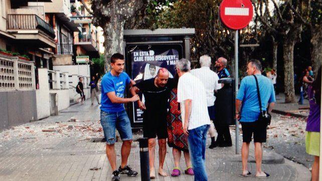 Barcelona: al menos un muerto y 17 heridos por la explosión en un edificio