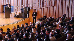 En el cierre de las audiencias públicas, Aranguren dijo que los nuevos cuadros tarifarios estarán listos en octubre