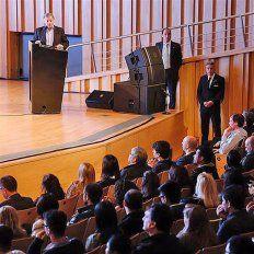 en el cierre de las audiencias publicas, aranguren dijo que los nuevos cuadros tarifarios estaran listos en octubre
