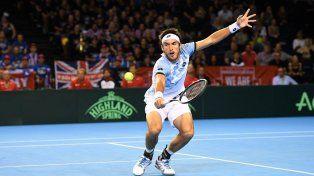 Ganó Mayer y Argentina jugará una vez más la final de la Copa Davis