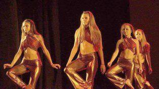 Expositoras de la danza presentaron  Abiogénesis
