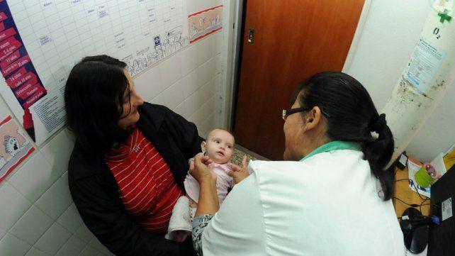 La provincia aumentó más de 27% la cobertura de vacunación