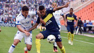 Boca no supo definirlo y empató con Godoy Cruz en Mendoza