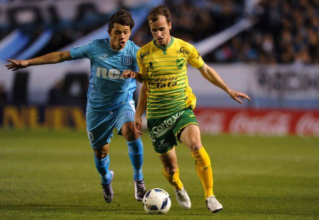 Racing y Defensa y Justicia empataron 1 a 1
