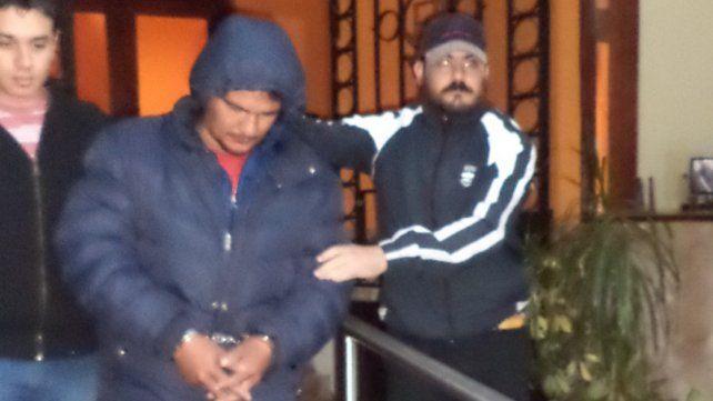 Concordia: Trasladaron al hombre detenido con 1200 porros