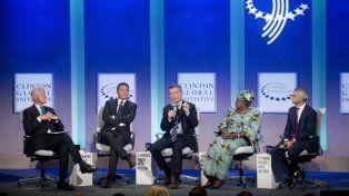 Macri dijo en Nueva York que Argentina quiere ser parte del mundo y salir del aislamiento