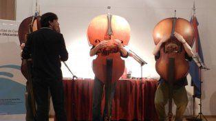 Propuesta. El recital didáctico Música y efectos. Con-trabajos creativos es gratuito y abierto.