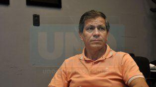 Exministro. El actual diputado provincial fue acusado por su paso al frente de Comunicación y Cultura.